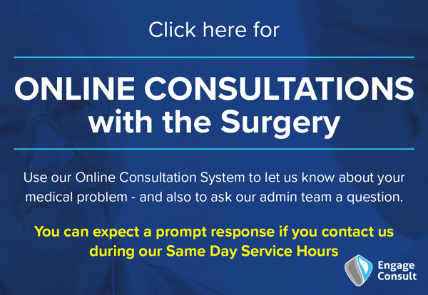 Engage Consult Online Consultations